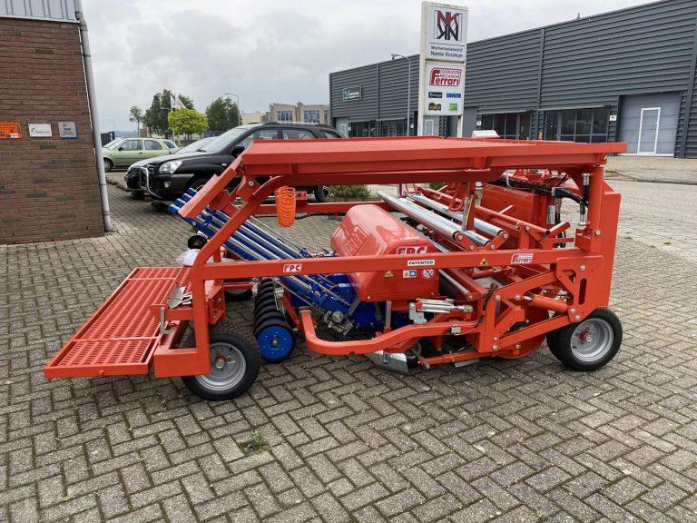 Gister een geslaagde demo gemaakt in Duitsland met de Ferrari FPC, zo ...