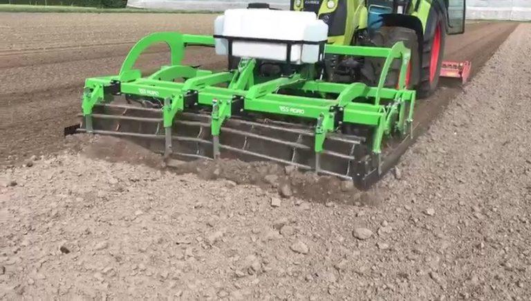 VSS AGRO frontbereider afgeleverd aan M.t.s. Ruiter te Nieuwe Niedorp....